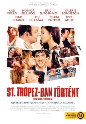 St_Tropez-ban történt-poszter