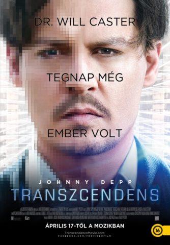 Transzcendens-poszter