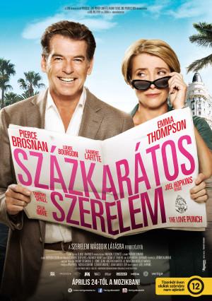 Százkarátos szerelem, film plakát