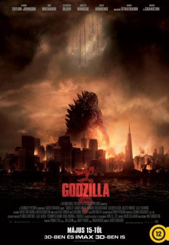 Godzilla_poszter