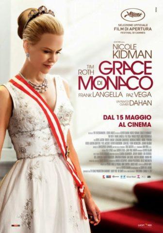 Grace - Monaco csillaga mozi poszter