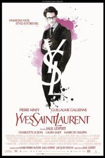 Yves Saint Laurent, mozi poszter