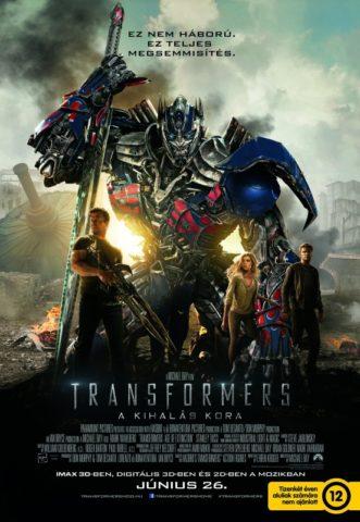 Transformers: A kihalás kora (Transformers: Age of Extinction) 2014