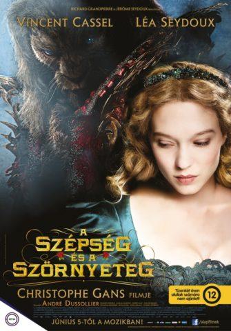 A Szépség és a Szörnyeteg poszter