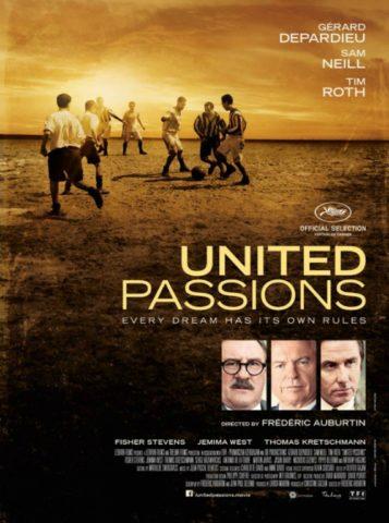 A közös szenvedély, mozi plakát