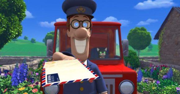 Postás Pat - A mozifilm, jelenetkép