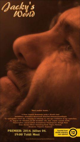 Jacky's World mozi plakát