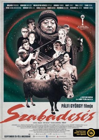 Szabadesés, mozi plakát