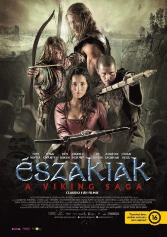 Északiak A viking saga-poszter