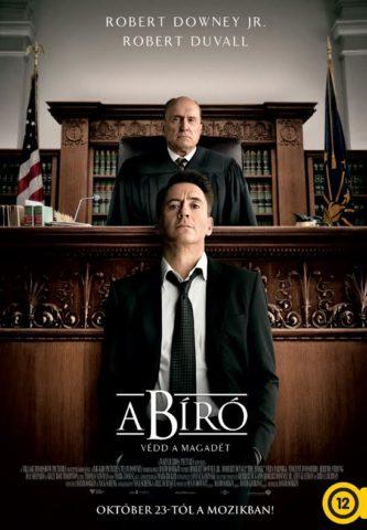 A bíró, moziplakát
