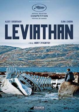 Leviathan moziplakát