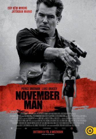 November Man-poszter