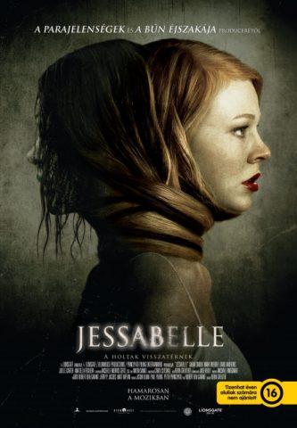 Jessabelle (2014) poszter