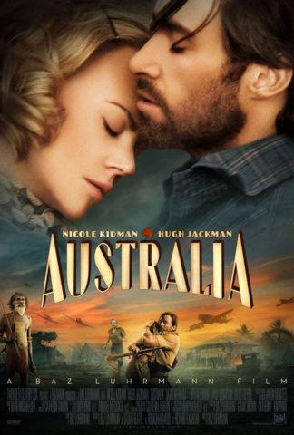 Ausztrália mozi poszter