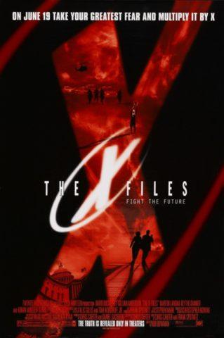 X-Akták: A Film, mozi poszter
