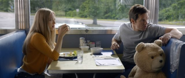 Ted 2-Amanda Seyfriedet-Mark Wahlberg
