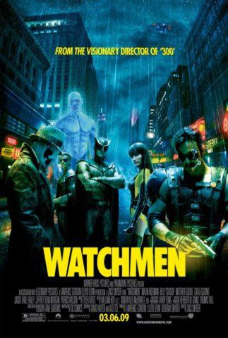 Watchmen - Az őrzők, mozi poszter