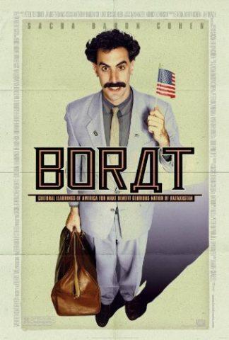 Borat mozi poszter