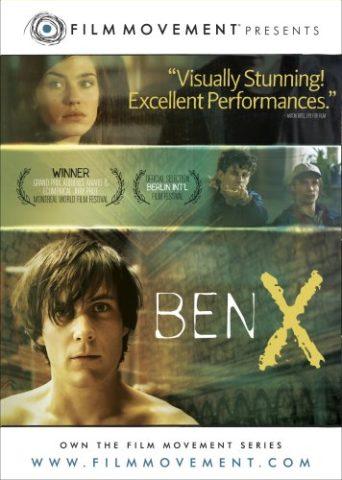 Ben X mozi poszter