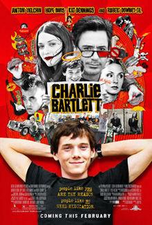 Charlie Bartlett, mozi poszter