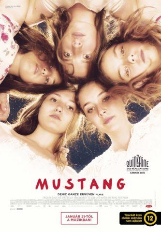 Mustang-poszter