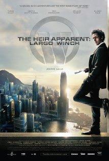 Largo Winch - Az örökös, mozi poszter