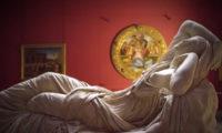 Firenze es az Uffizi keptar 3D