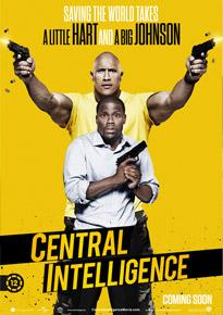 Központi hírszerzés, mozi poszter