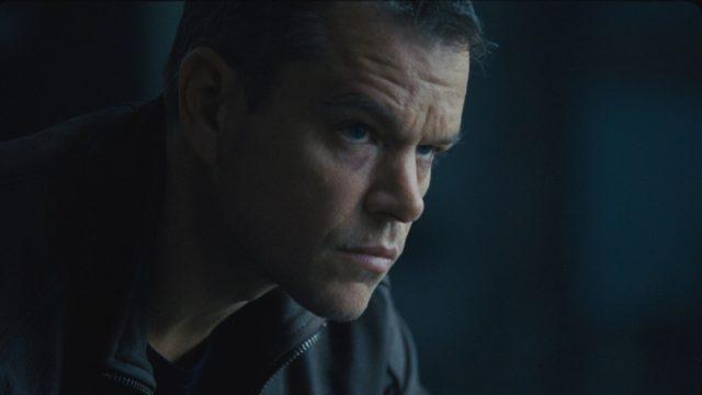 Jason Bourne-2-Matt Damon