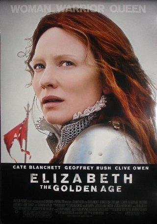 Elizabeth - Az aranykor mozi poszter