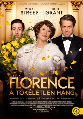 florence-a tokeletlen hang-poszter