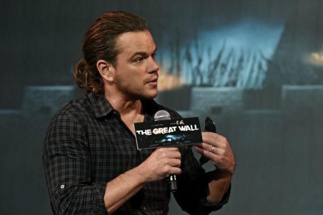 Matt Damon - sajtotajekoztato_pekingben
