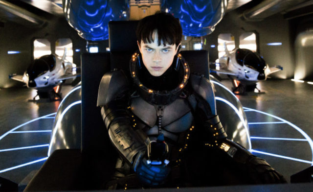 Dane DeHaan stars in Luc Besson's VALERIAN AND THE CITY OF A THOUSAND PLANETS.Photo Credit: Lou FaulonCopyright:  © 2016 VALERIAN SAS Ð TF1 FILMS PRODUCTION.
