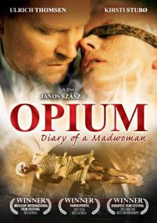 Ópium - Egy elmebeteg nő naplója mozi poszter