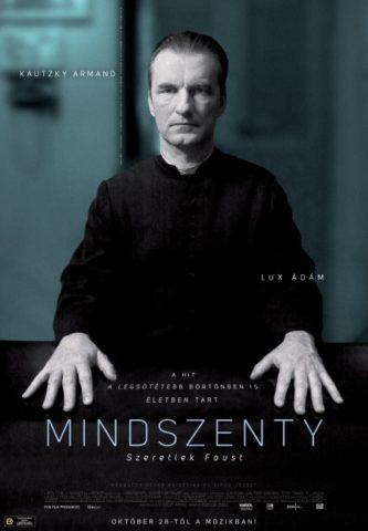 Mindszenty: Szeretlek Faust, film poszter
