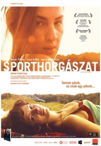 Sporthogászat, mozi poszter