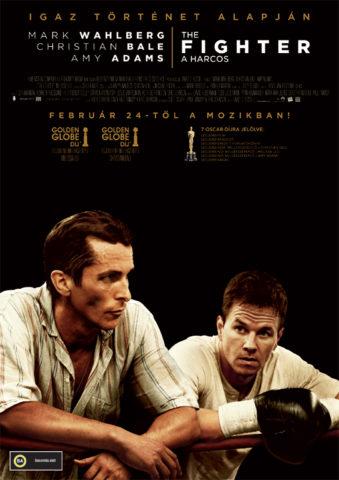 A Harcos, film poszter