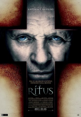 A Rítus, film plakát