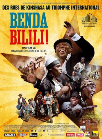 Benda Bilili, film plakát