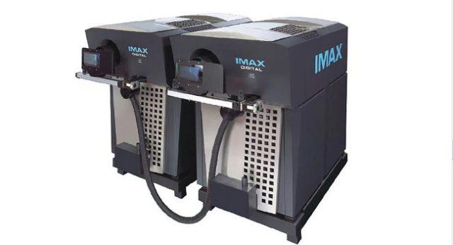 Digitális IMAX gép