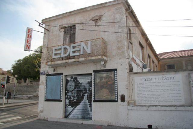 A La Eden Cinéma épülete