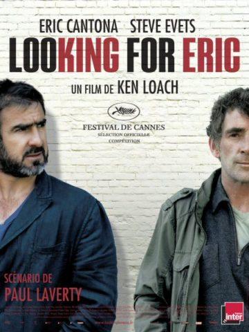 Barátom Eric, film plakát