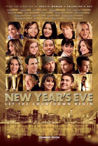 Szilveszter éjjel (New Year's Eve) 2011 poszter