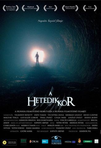 A hetedik kör, film plakát