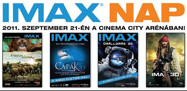 Imax nap 2011