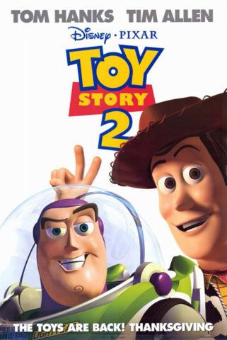 Toy Story 2 - Játékháború 2, film plakát