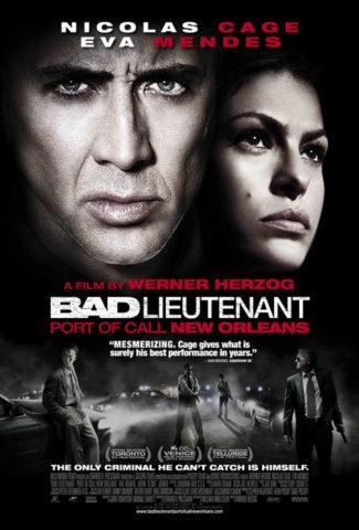 Mocskos zsaru, film plakát
