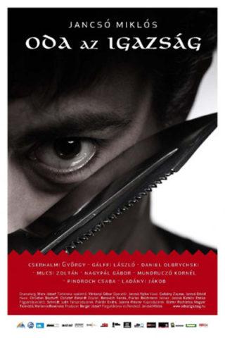 Oda az igazság, film plakát