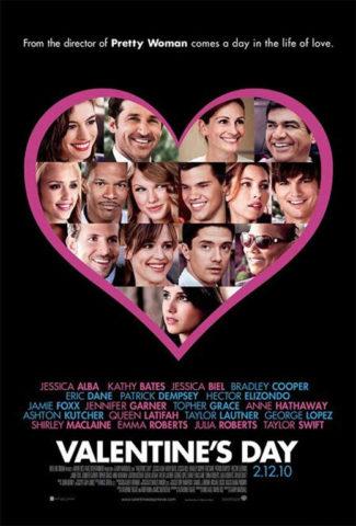 Valentin nap, film plakát