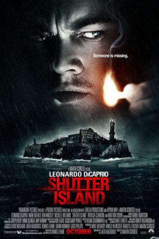 Viharsziget, film plakát